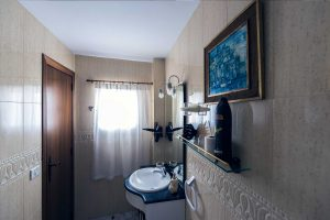 La Casita - Baño rural