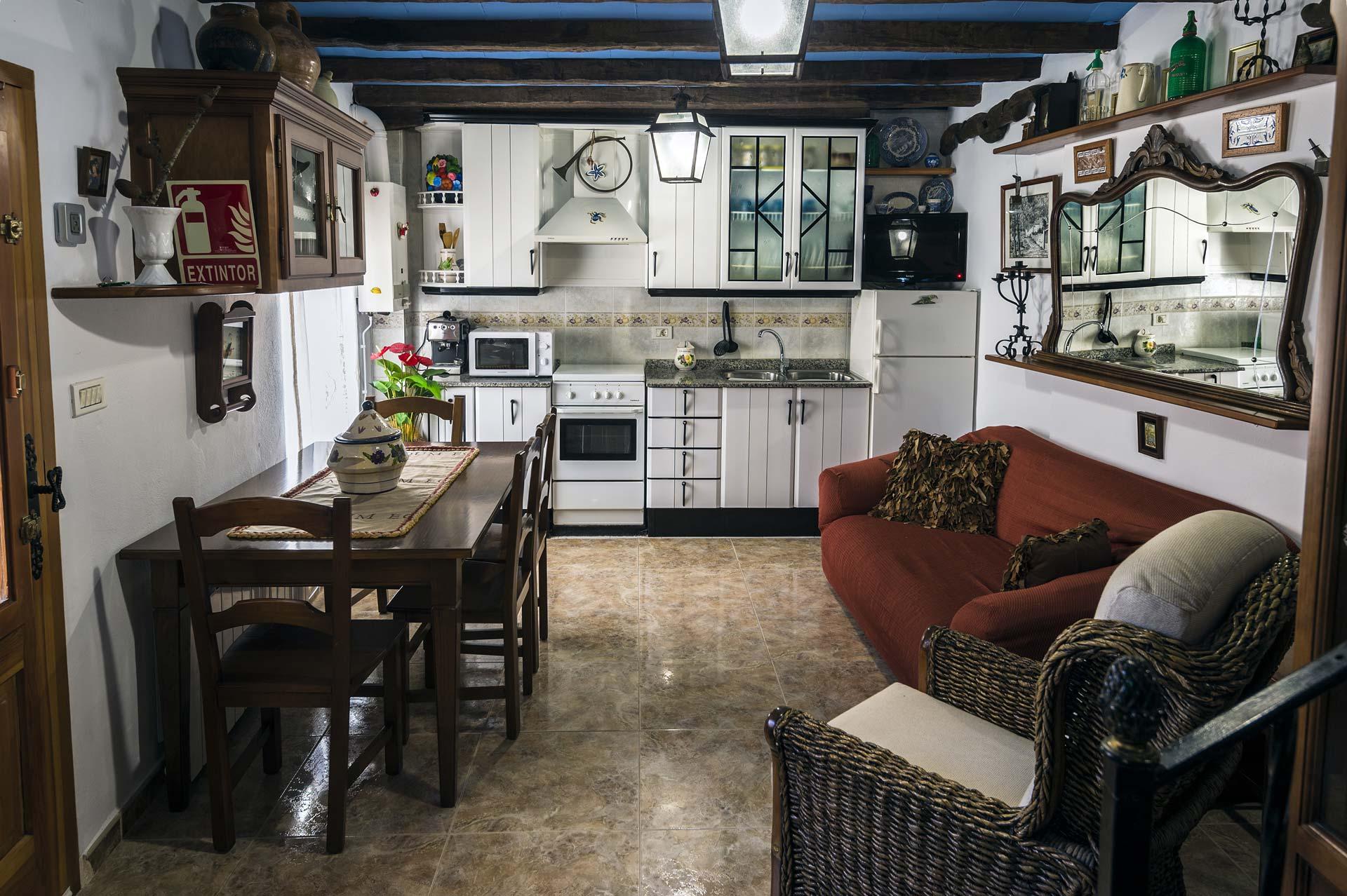Casa rural La Casita